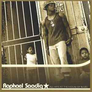 Raphael Saadiq - All Hits At The House Of Blues