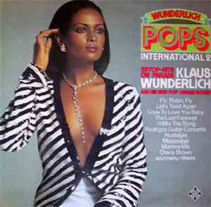 Klaus Wunderlich - Wunderlich Pops International 2 (Klaus Wunderlich And Hi ...