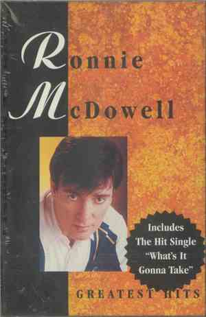 Ronnie McDowell - Greatest Hits