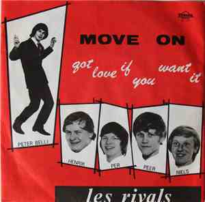 Les Rivals  - Move On