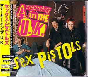 Sex Pistols - Anarchy In The U.K.