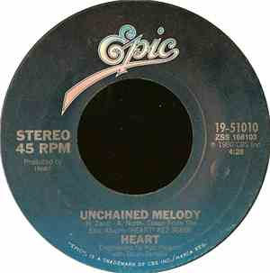 Heart - Unchained Melody