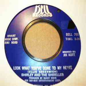 Shirley & The Shirelles - Look What You've Done To My Heart / A Most Unusua ...