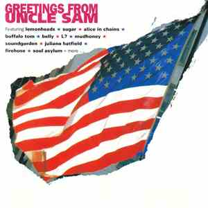 Various - Greetings From Uncle Sam