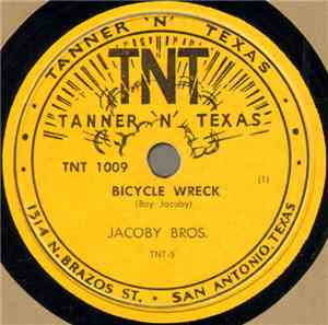 Jacoby Bros. - Bicycle Wreck / Doubtful Heart