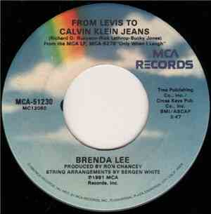 Brenda Lee - From Levis To Calvin Klein Jeans