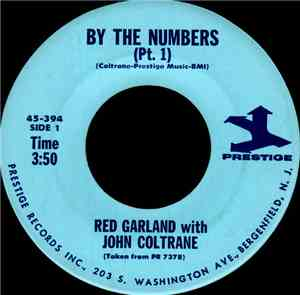 Red Garland With John Coltrane / John Coltrane - By The Numbers