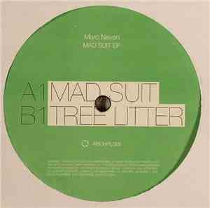 Marc Neyen - Mad Suit EP