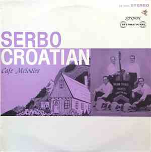 The Balkan Strings Tamburitza Orchestra - Serbo-Croatian Cafe Melodies