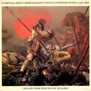 Carl Orff - Reprise O Fortuna From