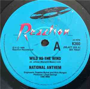National Anthem - Wild As The Wind