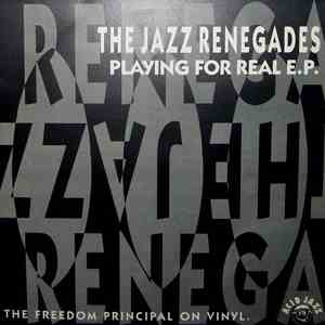 The Jazz Renegades - Playing For Real E.P.