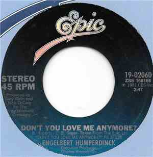 Engelbert Humperdinck - Don't You Love Me Anymore