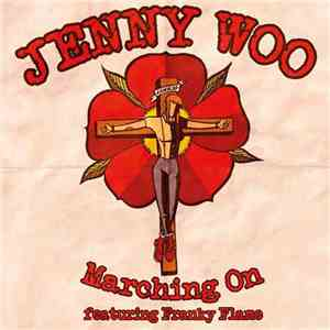 Jenny Woo / Birds Of Prey  Featuring Franky Flame - Marching On / Don't Wan ...